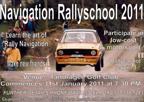 Navigation Rally School 2011