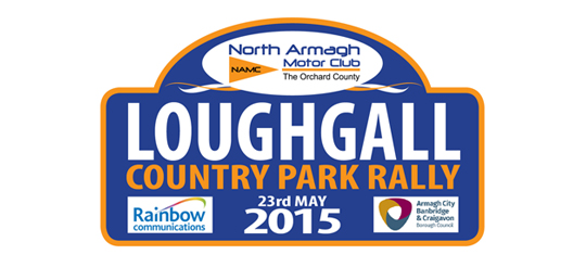 Loughgall Country Park Rally Logo