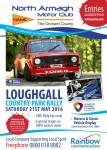 Rainbow Communications Loughgall Country Park Rally is Go! Go! Go!